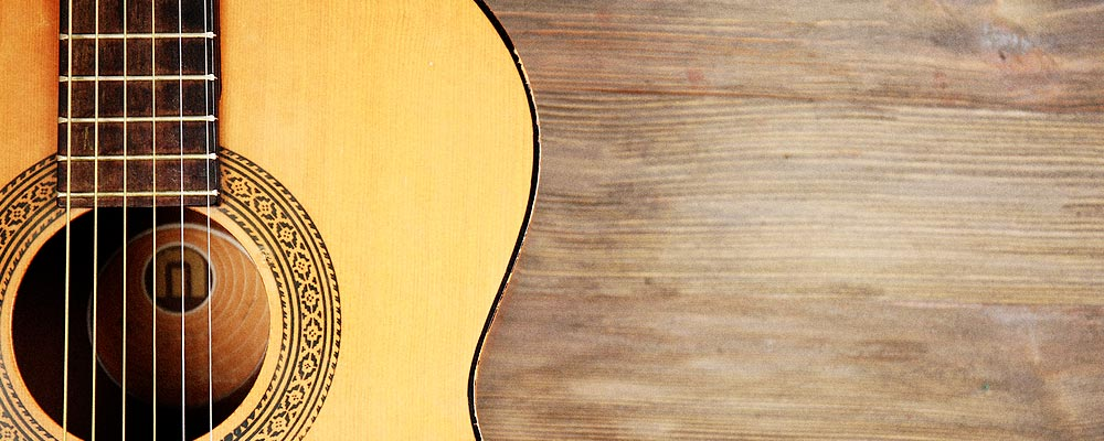 Diferentes tipos de guitarras acústicas, cual elegir
